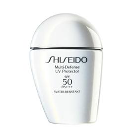 SHISEIDO 資生堂-專櫃 防曬‧隔離-新艷陽‧夏多元防曬乳SPF50/PA+++
