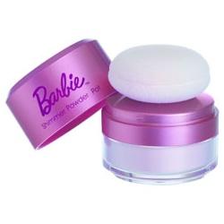 Barbie 芭比系列彩妝 蜜粉-發光女孩耀眼珠光蜜粉