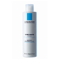 LA ROCHE-POSAY 理膚寶水 化妝水-三合一高效煥白化妝水 SENSI WHITE LOTION