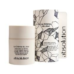 absolution 乳霜-有機日安抗氧乳霜
