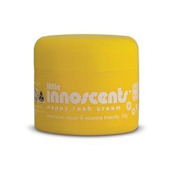 Little innoscents 嬰樂香 寶寶身體保養-肌膚舒緩霜 Nappy Rash Cream