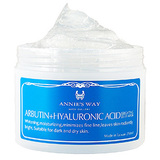 熊果素+玻尿酸淨白果凍面膜 Arbutin + Hyaluronic Acid Brightening Jelly Mask