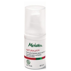 Melvita 蜜葳特 眼部保養-歐盟Bio全效撫紋眼唇修護霜 NATURALIFT Youthful Skin Complex