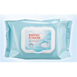 ETUDE HOUSE 臉部卸妝-蘇打粉毛孔深層卸妝紙巾