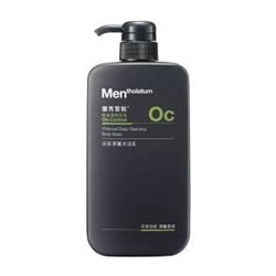 男仕沐浴清潔產品-活炭深層沐浴乳