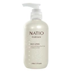 Natio 身體保養-凝思香氛身體乳-藍蓮花 Meditate Body Lotion with Blue Lotus