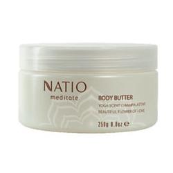 Natio 身體保養-凝思香氛身體滋潤霜-黃玉蘭 Meditate Body Butter with Champa