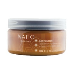 Natio 身體保養-凝思香氛身體滋養霜-玫瑰 Meditate Body Butter with Rose