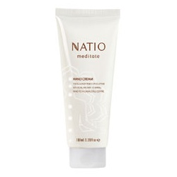 Natio 凝思身體系列-凝思香氛護手霜-粉紅蓮 Meditate Hand Cream with Pink Lotus