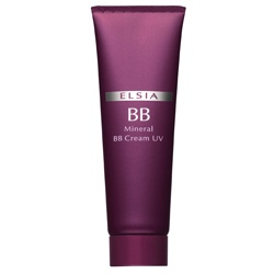 ELSIA 艾兒希亞 BB產品-無瑕礦彩BB霜 SPF30 PA++ MINERAL BB Cream UV