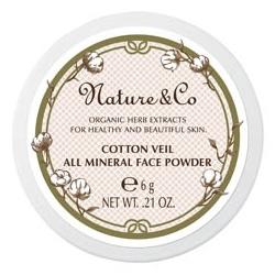 Nature&Co 臉部底妝系列-純淨柔礦蜜粉