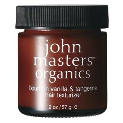 john masters organics 髮妝‧造型-香草甜橘造型霜 bourbon vanilla & tangerine hair texturizer