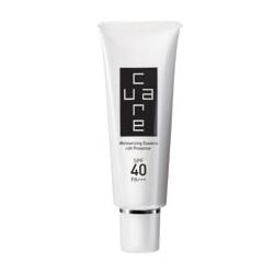 CureCare 炫曜 臉部彩妝-水潤保濕防曬乳霜 SPF40 PA+++