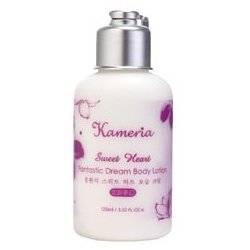 SWEET HEART沈醉夢幻香體保濕乳 KAMERIA Fantastic Dream Body Lotion