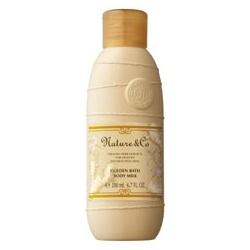 Nature&Co 身體保養系列-金薑緊緻潤膚乳
