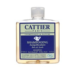 CATTIER 加帝耶 洗髮-柳絲淨屑洗髮精 Shampoo with Willow Bark Extract