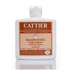 CATTIER 加帝耶 洗髮-優格淨衡洗髮精 Shampoo with Yoghurt Solution