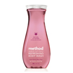Method 美則 body care-天然沐浴露 marine naturals refreshing body wash