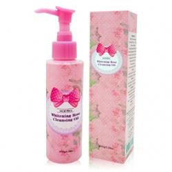 xantia 桑緹亞 臉部卸妝-玫瑰淨白潔顏油 Whitening Rose Cleaning oil