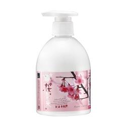 MOMUS 身體保養系列-櫻為有米純白身體乳 Whitening Body Milk-Cherry Blossoms