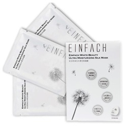 淨白水漾羽絲面膜 Einfach White Beauty Ultra Moisturizing Silk Mask