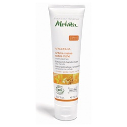 Melvita 蜜葳特 手部保養-歐盟Bio蜜極潤護手霜 Extra Rich Hand Cream