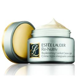 Estee Lauder 雅詩蘭黛 乳霜-白金級全能精萃輕質乳霜 Re-Nutriv Replenishing Comfort Creme Light