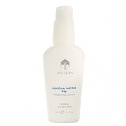 Nu Skin 如新 乳液-水潤平衡防護乳(保濕型) Moisture Restore Day Protective Lotion SPF15 (Normal to Dry Skin)