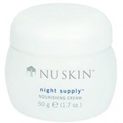 夜間賦活保濕霜 Night Supply Nourishing Cream