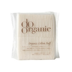 do organic 臉部保養-有機純淨化妝棉 COTTON PUFF