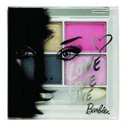 Barbie 芭比系列彩妝 彩妝系列-電眼美神眼彩寶盒