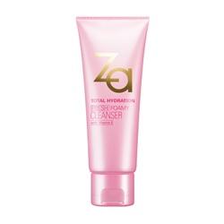 Za 洗顏-肌Q水潤 洗面乳