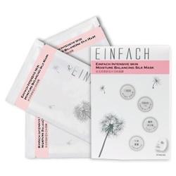 EINFACH 安法荷 加強修護-柔舒涵水羽絲面膜 Einfach Intensive Skin Moisture Balancing Silk Mask