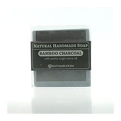 竹香黑炭天然手工香皂 Bamboo charcoal soap