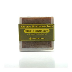 bath&bloom 手工皂系列-濃郁肉桂天然手工香皂 Exotic cinnamon soap