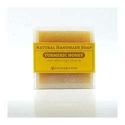 bath&bloom 手工皂系列-薑黃蜂蜜天然手工香皂 Turmeric honey soap