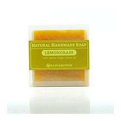bath&bloom 手工皂系列-檸檬草天然手工香皂 Lemongrass soap