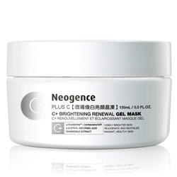 Neogence 霓淨思-PLUS C微導煥白亮顏晶凍 PLUS C BRIGHTENING RENEWAL GEL MASK