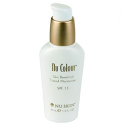 Nu Skin 如新 護膚彩妝-保濕潤色粉底乳 Skin Beneficial? Tinted Moisturizer SPF15