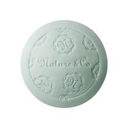 Nature&Co 臉部保養系列-純淨毛孔淨化洗顏皂 MINT&TEA FACIAL SOAP