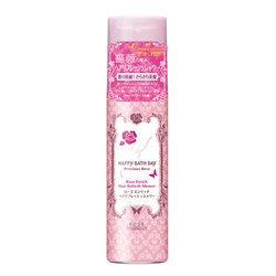 HAPPY BATHDAY precious rose 快樂沐浴天 頭髮護理-薔薇香氛舒活慕絲(頭皮專用) Precoius Rose Rose Enrich Hair Refresh Shower