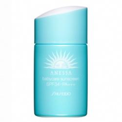 寶寶身體保養產品-安耐曬寶貝肌防曬露SPF34/PA+++ ANESSA Babycare Sunscreen SPF34 PA+++