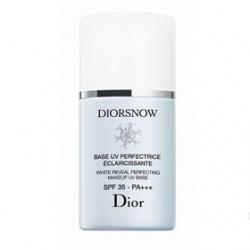 Dior 迪奧 妝前‧打底(臉‧眼)-雪晶靈冰透白潤色隔離霜SPF35 PA+++ White Reveal UV Shield