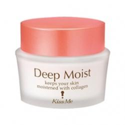 Kiss Me 奇士美-專櫃 深度保溼系列-深度保濕乳霜 Deep Moist Cream