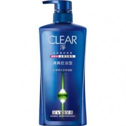 清爽控油型去屑洗髮乳