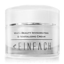 EINFACH 安法荷 乳霜-活膚緊緻美白乳霜 Einfach White Beauty Invigorating & Revitalizing Cream Einfach White Beauty Invigorating & Revitalizing Cream