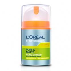 L`OREAL PARiS 巴黎萊雅 專業男仕系列-爽淨控油保濕乳液