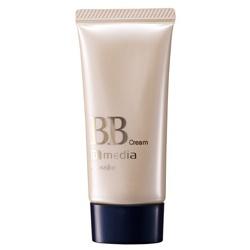 media 媚點 粉底液‧粉霜-自然美肌礦物BB霜 SPF30‧PA++