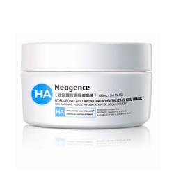 Neogence 霓淨思-玻尿酸保濕醒膚晶凍 HYALURONIC ACID HYDRATING & REVITALIZING GEL MASK