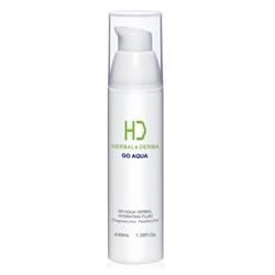 H&D Herbal Derma 萃膚美 GO AQUA植萃水合保濕系列-GO AQUA 植萃水合保濕乳液 GO AQUA HERBAL HYDRATING FLUID